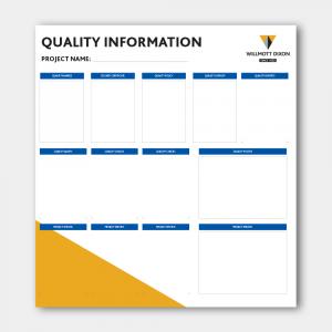 Quality Information